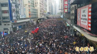 反送中》挺香港!立院朝野共同聲明:籲港府撤回逃犯條例