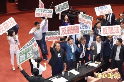 公投法修法三讀   中選會主委:公投案2021年8月一併辦理