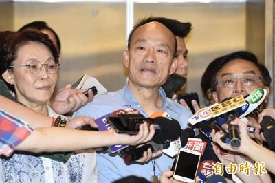 批韓國瑜老愛抱怨  吳蕚洋:造勢人多不代表有能力當總統