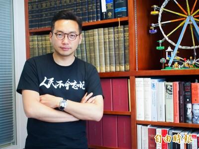 專訪》香港民主派議員楊岳橋:台灣要好好保護自己的民主制度