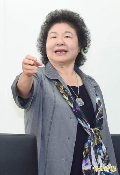 防治登革熱韓國瑜稱「沒錢」陳菊:怎麼會沒錢?