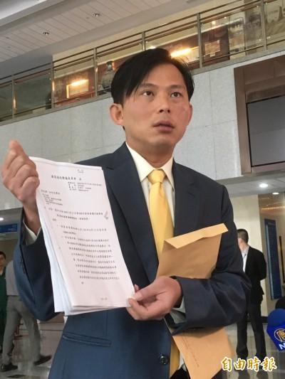 館長「反紅媒」遊行前開砲 黃國昌訪NCC要求廢《中天》執照