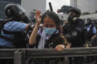 反送中》6/12「遊蕩」被捕 7人獲無條件釋放!