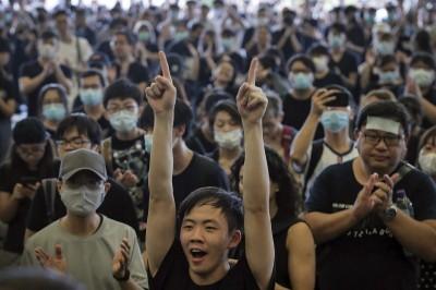 反送中削弱習權威 專家:假如蔓延到台灣將成北京噩夢