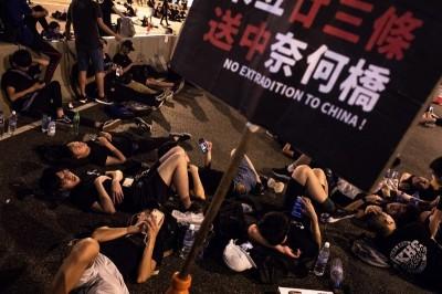 反送中抗爭 學者:增加台灣人對中國的不信任
