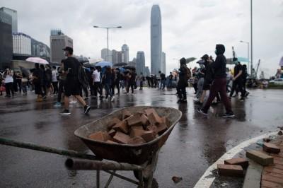 《逃犯條例》為中國敞開大門 駐荷代表:替世界民主砌上圍牆