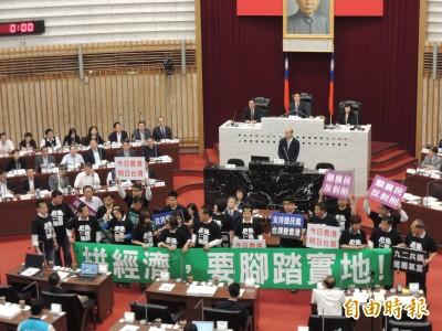 民進黨團嗆韓國瑜:別把登革熱疫情當總統選舉鬥爭題材