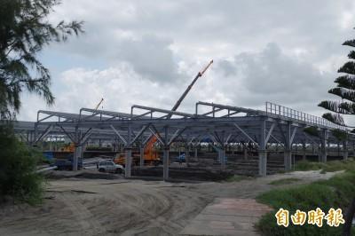 雲縣府暫緩開發台西綠能專區 要轉型產業園區