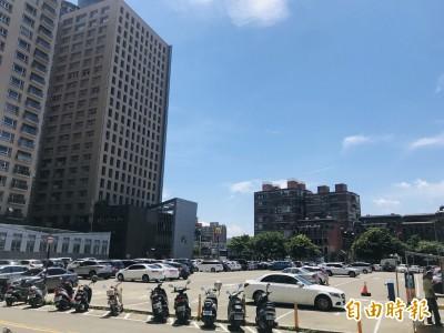 竹北自強七街立體停車塔今簽BOT 要花3年孵出竹縣首座電影城