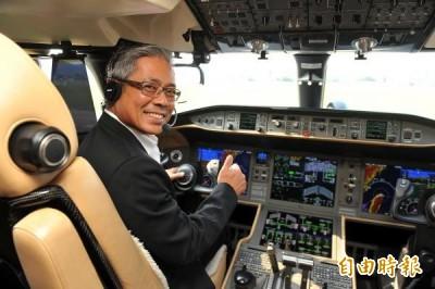 全台最大私人飛機公司董事長楊宿智 在美墜機身亡