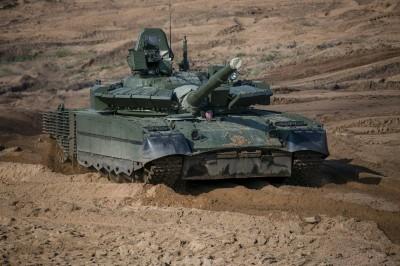 亦敵亦友? 俄國在中俄邊界部署新式坦克