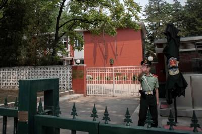 維族在使館遭中國警方押走 比利時致力提供簽證