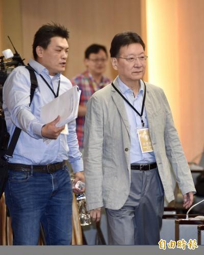 黨產會調查中廣案 趙少康:我怎會是KMT附隨組織