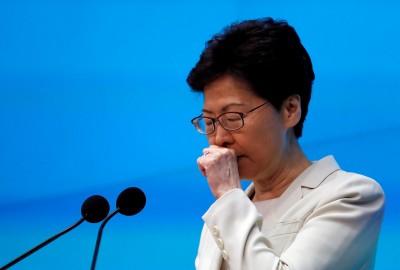 「死線」已過林鄭不回應!港人發起圍攻 香港政總停開