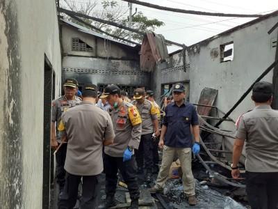 悲!印尼火柴工廠失火 奪走30條人命
