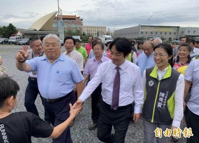 韓國瑜稱台南地震獲政院200億 賴清德「洗臉」!