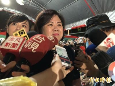 勞動部長慰問罷工空服員 臉書遭長榮地勤灌爆