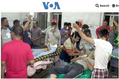 一帶一路影響?孟加拉中資電廠爆衝突 中國員工1死6傷