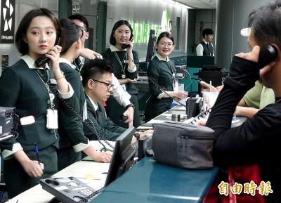 長榮空服罷工》國民黨團:政府應積極介入協調