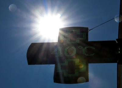 熱浪來襲! 歐洲罕見破40度高溫 專家:暖化持續惡化