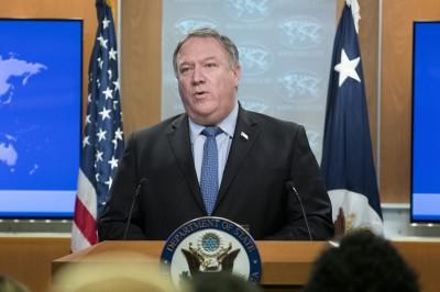 美公佈年度「宗教自由報告」中國外交部:別再發了!
