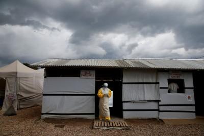 伊波拉肆虐10個月 剛果民主共和國已逾1500死