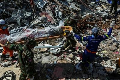 柬埔寨中資大樓倒塌增至26死 省長下台了