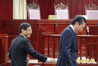 年改釋憲今軍改辯論 8/23前軍公教同步釋憲