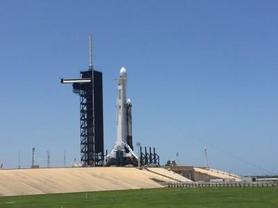 福衛七號發射時間延後到14︰30 地面系統問題排除中