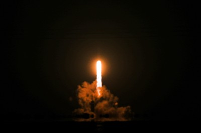 福衛七號發射成功 20:48與中壢、台南地面站正式通聯