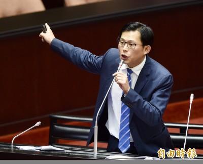 要追究潘恒旭責任!黃國昌轟:局長上班幫私企詐欺宣傳?