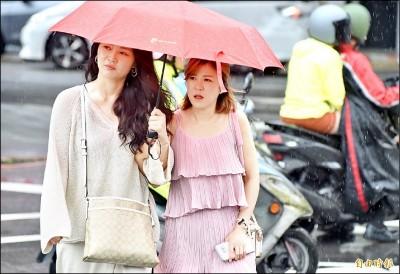 最後一波梅雨將結束 彭啟明:颱風是否生成待觀察