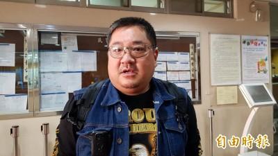 朱雪璋被控誣告臉友 二審仍判無罪