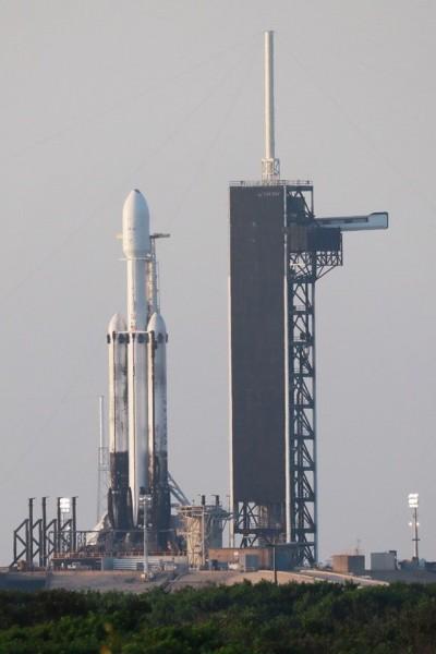 影音》福衛七號11︰30進入發射窗口  SpaceX開直播