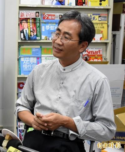 換人!王惠美上任首度更換1級主管 江培根重掌環保局