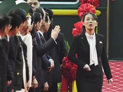 北韓權力核心洗牌 南韓情報機構:金正恩胞妹地位提升