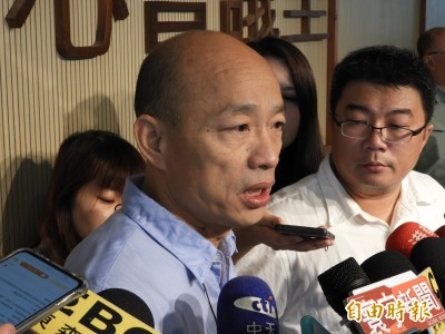 韓國瑜「政治生命結束」 李敖之子:除非退選