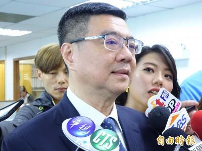 韓國瑜要台灣當「塞子」卓榮泰:我不懂