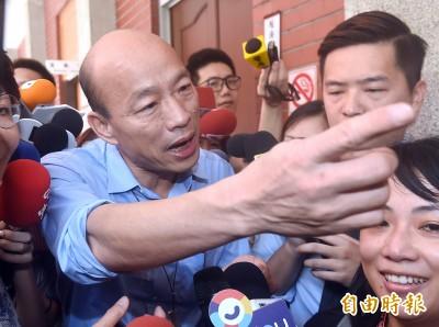 韓粉社團版主是中國網軍!正妹籲:對抗資訊戰保衛台灣