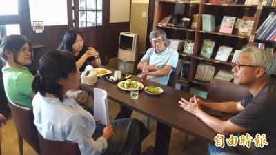堅持反送中!林榮基:2020投票想清楚 台灣才能繼續民主