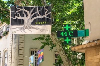 猛暑襲歐 法國45.1度飆破史上高溫紀錄