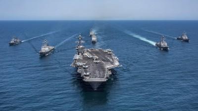 美參院通過國防授權法 美軍艦應定期通行台海