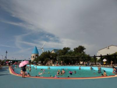 這夏好玩了!大安沙雕音樂季開幕 賞3D沙雕戲水趣