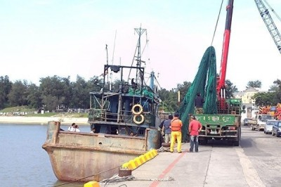 收賄百萬縱放中國越界捕魚 3海巡遭判撤職