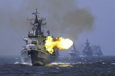 「秀肌肉」給美日看 中國展開5天南海軍事訓練