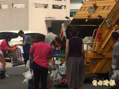 垃圾分類不合格仍近3成 雲縣今天起開罰