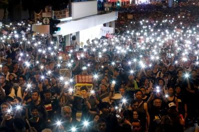 反送中》41建制派議員譴責「極端激進暴力」 公民黨駁斥