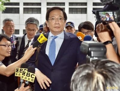 管中閔匿名投稿1篇2.5萬 兼職被彈劾反批監院「深文周納」