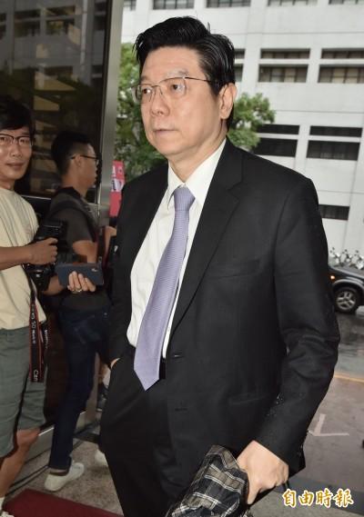 監院披露管中閔兼職文章  裴偉:有很多不是管寫的