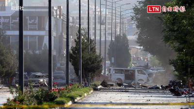 塔利班恐攻阿富汗造成約40死 與美國停火談判仍有變數